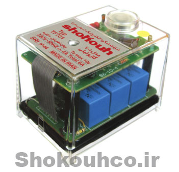 Shokouh TF701 Oil Burner Automatic Safety Controller